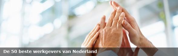 50 beste werkgevers van Nederland