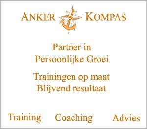 Anker en Kompas trainingen